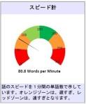 e-cap speed meter