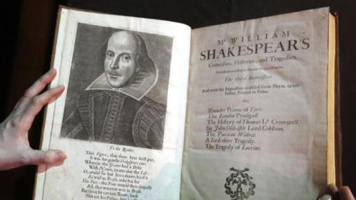 Shakespeare and Sports